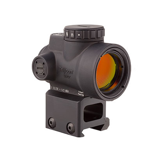 Trijicon MRO 1x25 2 Moa Red Dot W/ Ac32069 Mnt