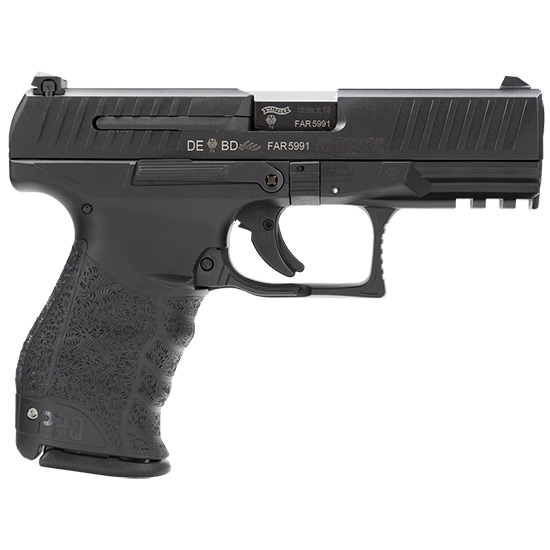 Walther Ppq M1 9mm 4 Blk