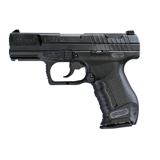 Walther P99 As 9mm 4 10rd