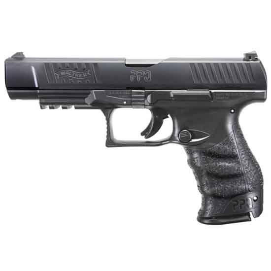 Walther Ppq M2 9mm 5 15rd