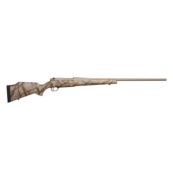 Weatherby MKV Outfitter 7mmWBY 26 Fde Ckte Fluted