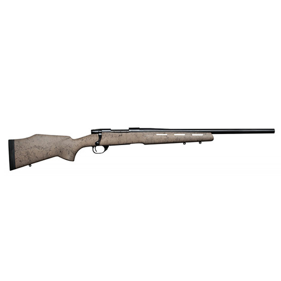 Weatherby Vanguard 22-250 22 Tan Blk Rc H-bar #3