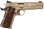 ATI GSG 1911 22lr 5 Blued Wood Grip Tan 10rd