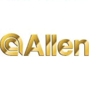 Billedresultat for allen logo