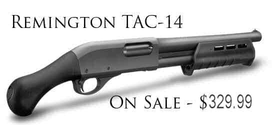 Remington Tac-14 from Cactus Tactical