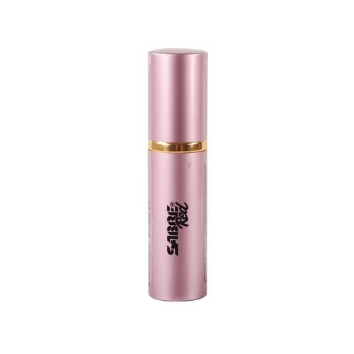 SABRE PINK LIPSTICK PEPPER SPRAY, .75 OZ