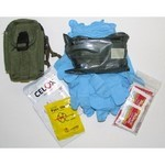 LAW ENFORCEMENT PERSONAL AID KIT