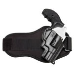 FOBUS ANKLE HOLSTER, SMITH and WESSON J FRAME