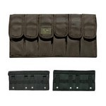 GALATI SIX PACK PISTOL MAGAZINE POUCH - MOLLE AND BELT ATTACHMENTS