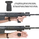 GG&G SFG-1 SHORT VERTICAL GRIP