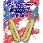 GG&G 20 MM LIBERTY - FREEDOM ROUND
