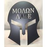 GG&G MOLON LABE TRAILER HITCH COVER