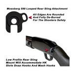 GG&G MOSSBERG 500 REAR LOOPED SLING ATTACHMENT