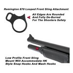 GG&G REMINGTON 870 FRONT LOOPED SLING ATTACHMENT