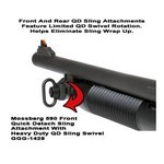 GG&G MOSSBERG 590 QD FRONT SLING ATTACHMENT