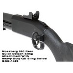 GG&G MOSSBERG 590 QD REAR SLING ATTACHMENT