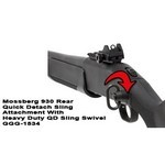 GG&G MOSSBERG 930 QD REAR SLING ATTACHMENT