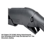 GG&G BENELLI NOVA / SUPER NOVA REAR LOOPED SLING ATTACHMENT
