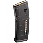 MAGPUL PMAG MOE 30RD MAGLEVEL WINDOW GEN M2 MAGAZINE - BLACK