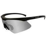 WILEY X PT-1 SUNGLASSES, SMOKE GREY LENSES