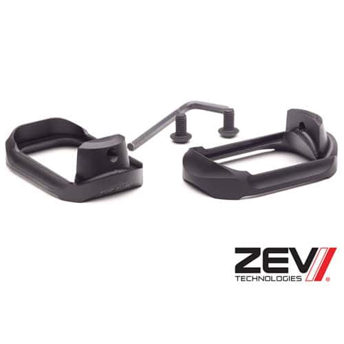 ZEV TECHNOLOGIES UNIVERSAL PRO MAGWELL, FOR GLOCK COMPACT MODELS