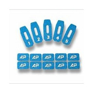 AP CUSTOM PMAG MAG ID KIT, BLUE