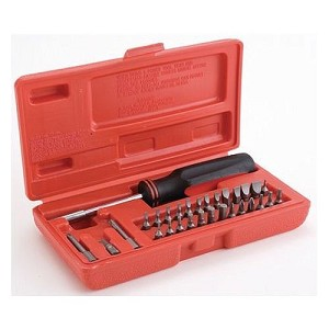 WINCHESTER 31 PIECE GUNSMITH SCREWDRIVER SET