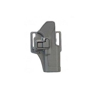 BLACKHAWK CQC SERPA HOLSTER, MATTE FINISH, RUGER SR9, RH