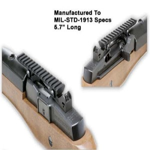 GG&G RUGER MINI-14 RANCH RIFLE 1913 SCOPE MOUNT