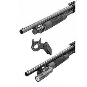 GG&G MOSSBERG 500 FLASHLIGHT MOUNT