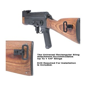 GG&G UNIVERSAL RECTANGULAR SLING ATTACHMENT