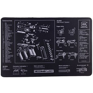 GLOCK FACTORY WORK BENCH MAT