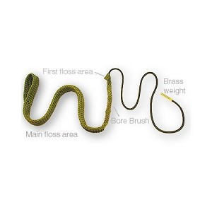 HOPPES BORE SNAKE, 7MM, 270  CAL RIFLE