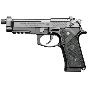 Beretta M9a3 9mm Black 10rd Italy Type F