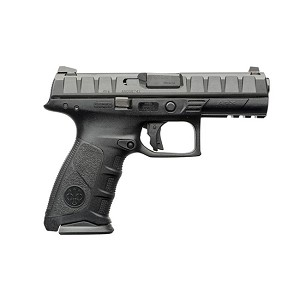 Beretta Apx 9mm 4.25 Blk Poly 3 Dot Sights 10rd