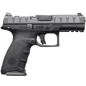 Beretta Apx 9mm Rdo Red Dot Optic Ready 4.25 10rd