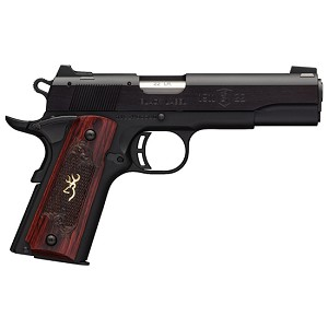 Browning 1911-22 Blk Label FS Medallion 22lr 4.25 10r