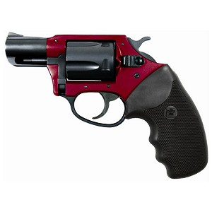 Charter Arms Undercover Lite 38spl 2 Red Blk