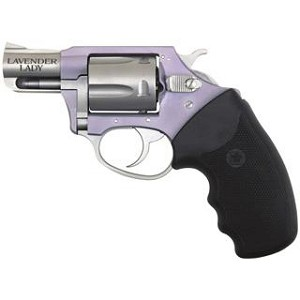 Charter Arms Undercover Lite 38spl Lavender Chic Lady 2 Ss