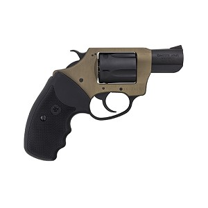 Charter Arms Undercover Lite 38spl 2 Earthborn & Blk