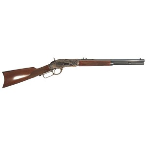 Cimarron Firearms Uberti 1873 Saddle Rifle 357mag 18 Case Ha