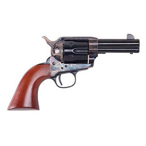 Cimarron Firearms Uberti New Sheriff 45lc 3.5 Case Hardened