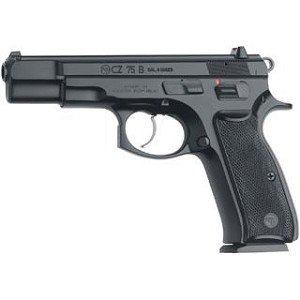 CZ USA 75 B 9mm Blk 10rd Charter Arms Compliant