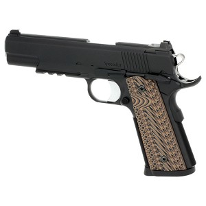 CZ USA Dw Specialist Command 9mm Blk Tac 2 Dot Ns 10r