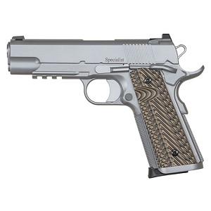 CZ USA Dw Specialist Command 9mm Ss Tac 2 Dot Ns 10rd