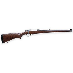 CZ USA 550 Fs 243win 20.5 4rd Dbm Walnut Mannliche