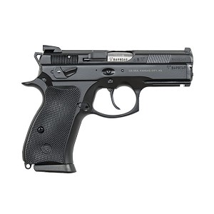 CZ USA 75 P-01 9mm Omega Blk Alloy 14rd