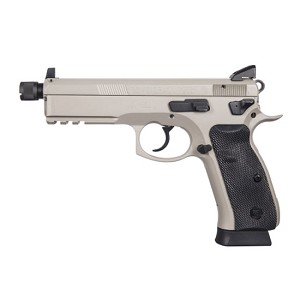 CZ USA 75 Sp-01 9mm Urban Gry Supp Ready Ns 18rd