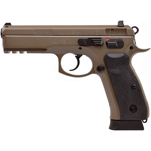 CZ USA 75 SP-01 9mm FDE 18rd
