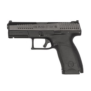 CZ USA P-10 Compact 9mm Blk 15rd